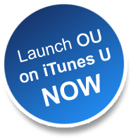 Launch OU on iTunes U Now