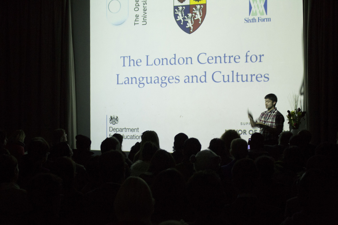 London Centre for Languages and Cultures (LCLC)