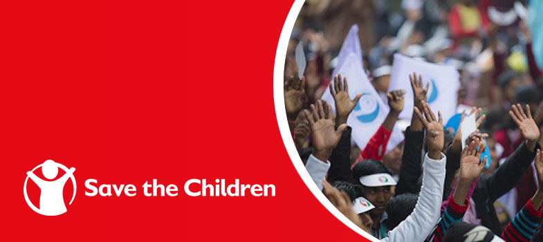Save the Children – Advocacy and Campaigning