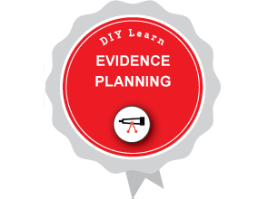 Evidence Planning
