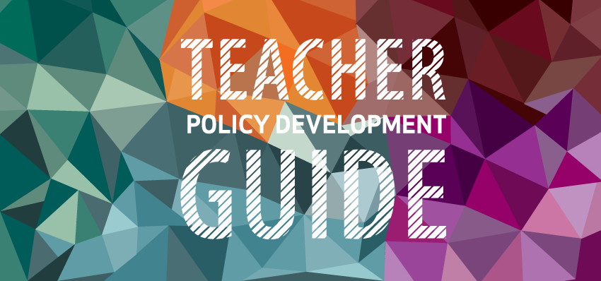 UNESCO & Teacher Task Force Teacher Policy Development Guide