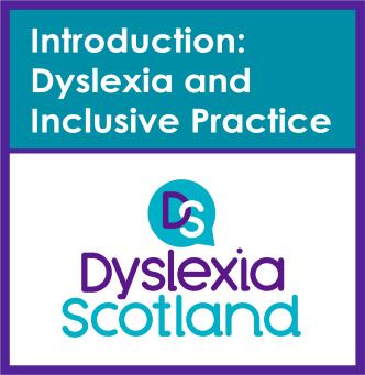 Introduction: Dyslexia and Inclusive Practice badge
