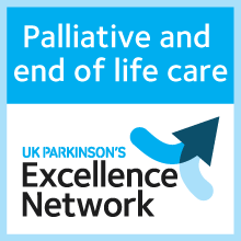 Parkinson's: Palliative and end of life care