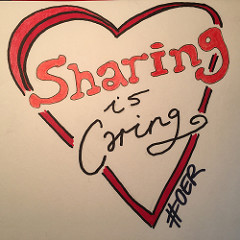 Sharing is Caring #OER