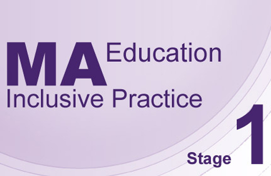 EE814: Addressing inequality and difference in educational practice