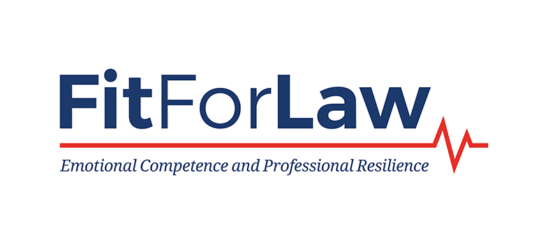 Fit for Law: Emotional competence and professional resilience