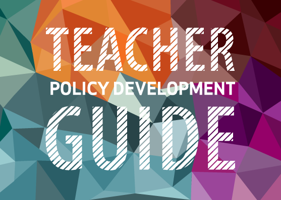 Teacher Policy Development Guide - English