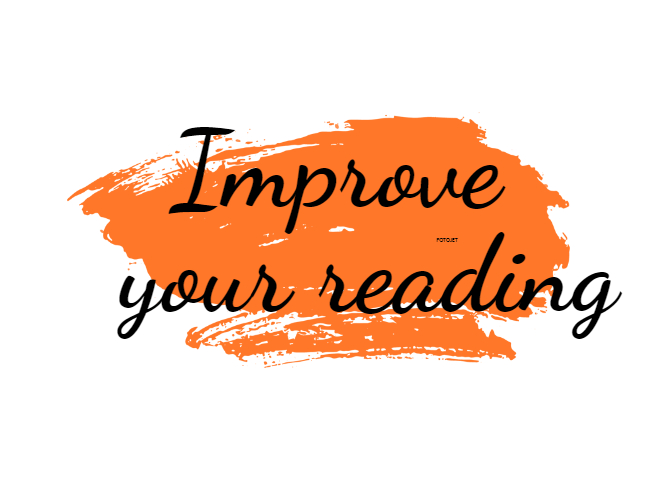 Practice your reading skills