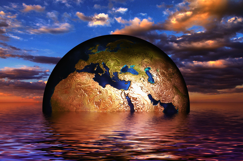 Impact and our options for stabilising climate change