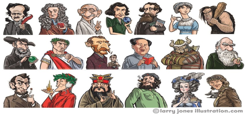 Great Historical Characters