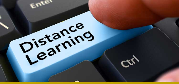 Distance Learning with APEX