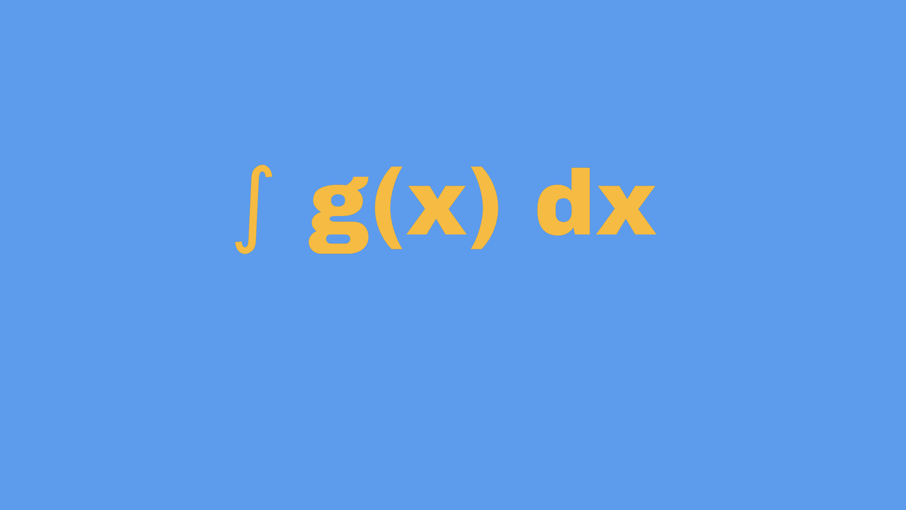 Effortless Integral calculus