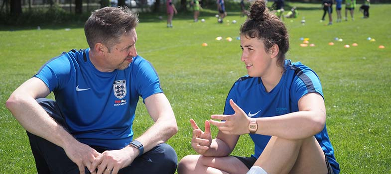 Frontiers in coach development: a different future?