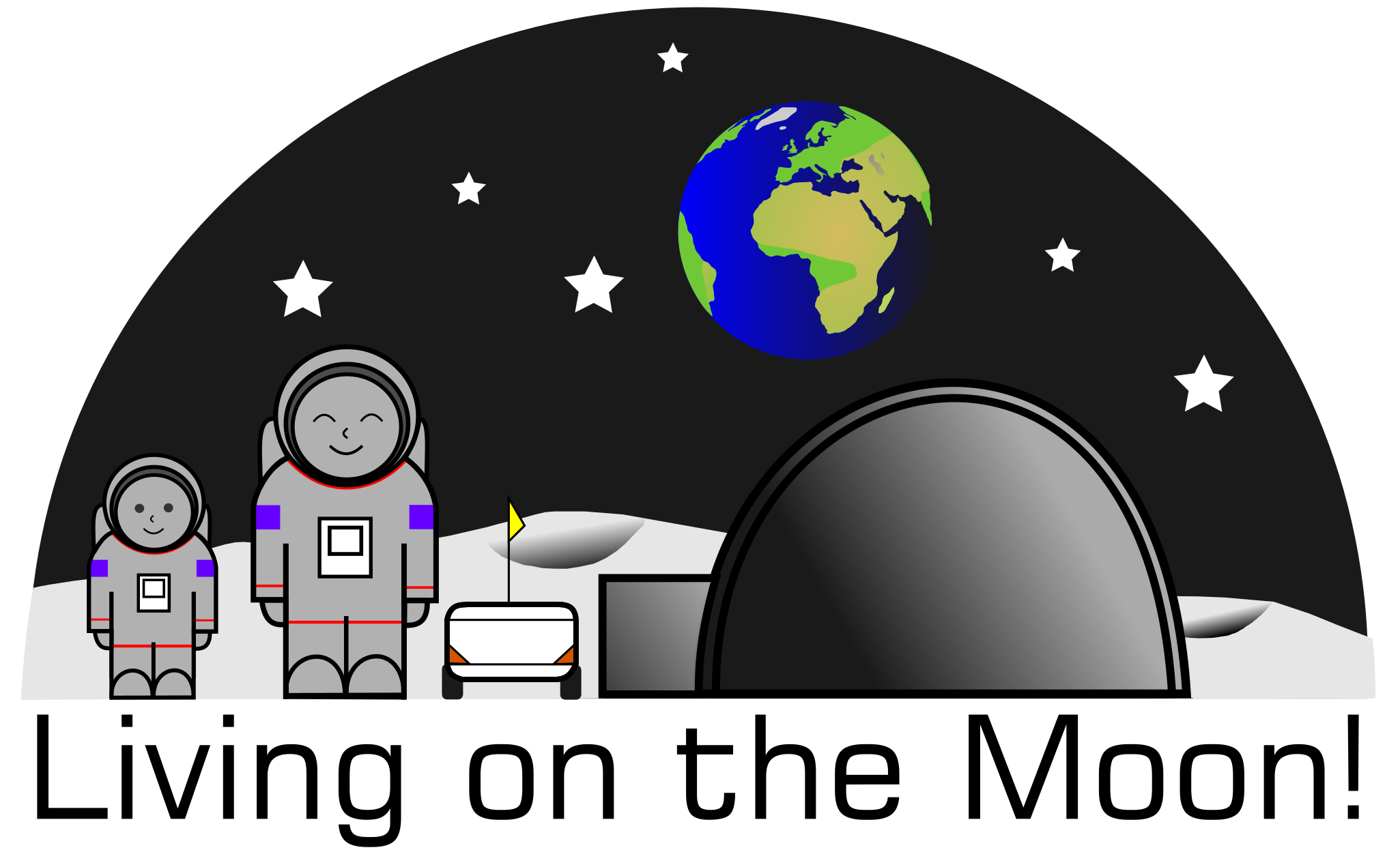 S.T.A.R.S Project Teacher CPD : Living on the Moon