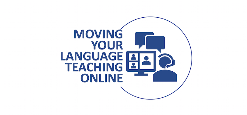 Moving your language teaching online