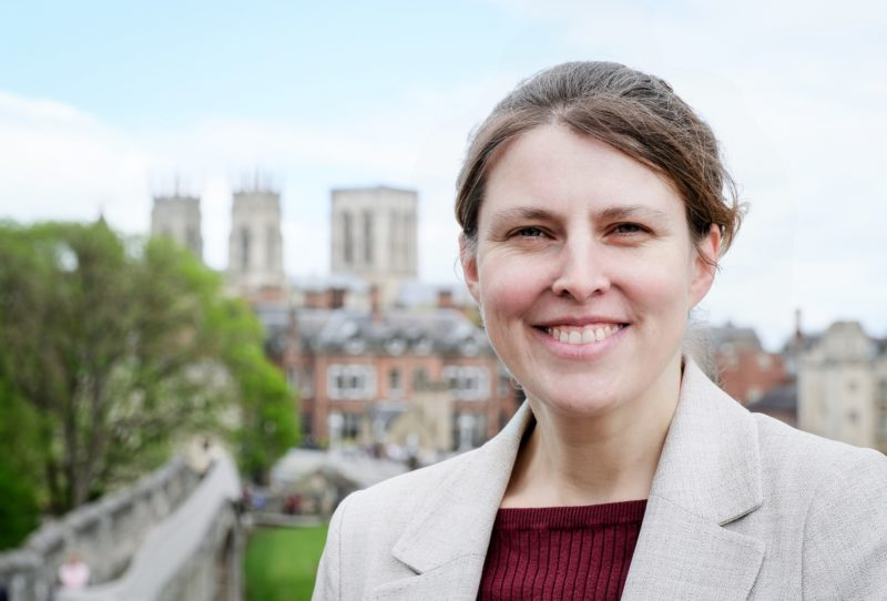 Volunteering with Rachael Maskell MP