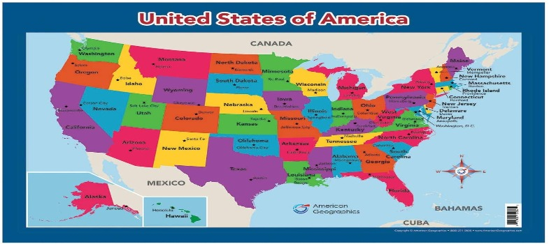 Brief History of The United States of America