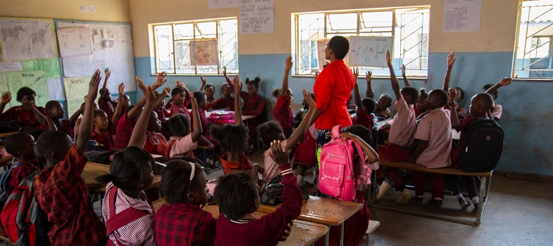 Active teaching and learning for Africa (1): Classroom management for learner-centred teaching