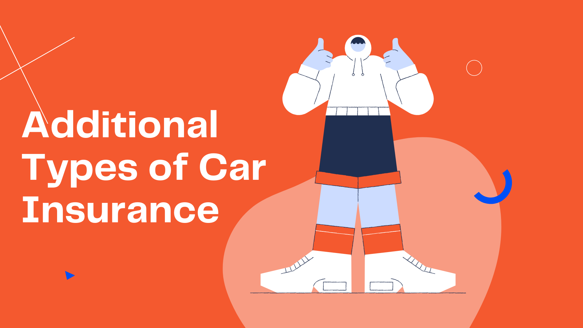 Additional types of car insurance