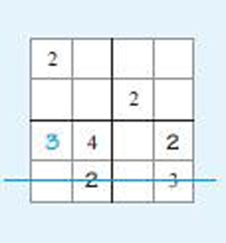 Sudoku puzzle taken from Y162
