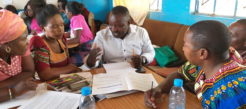 Active teaching and learning for Africa (5): Supporting literacy across the curriculum