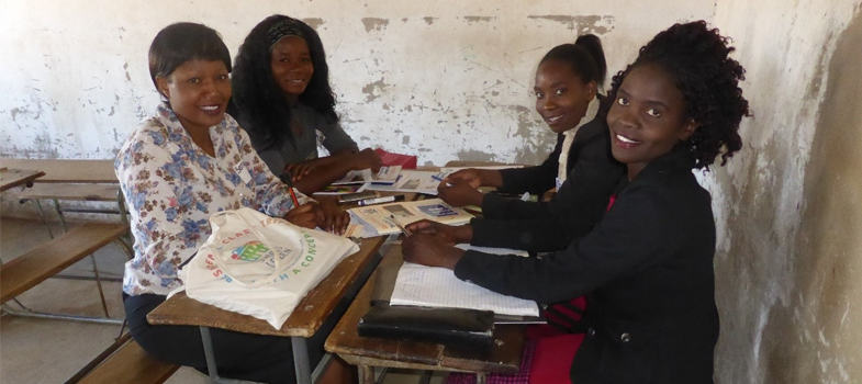 Active teaching and learning for Africa (6) Being a reflective practitioner