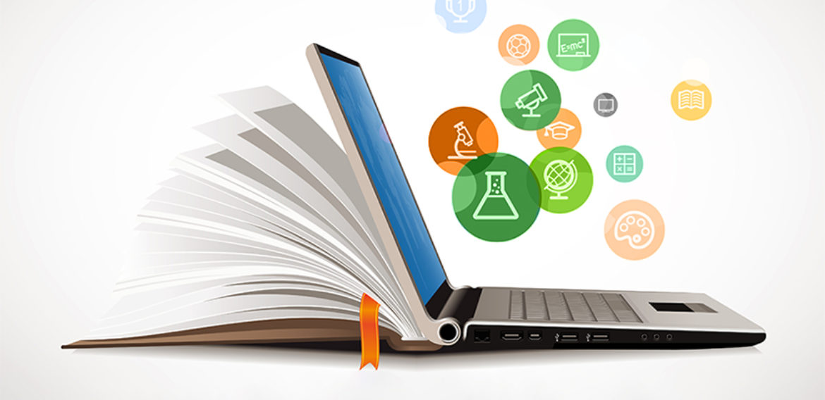 the definitions of and differences between Distance learning, Open Learning, E-learning, Online Learning, Distributed medical education, and Blended Learning