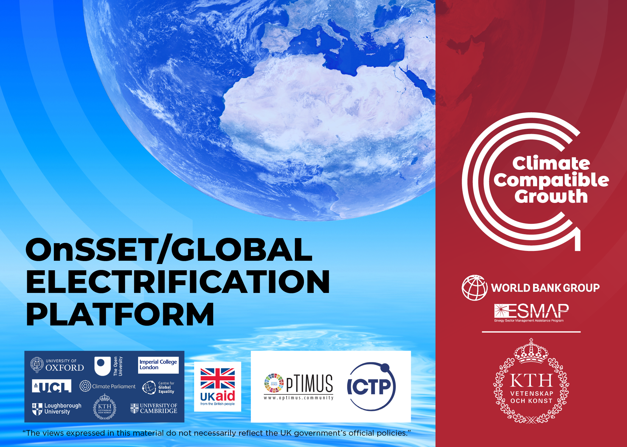 OnSSET/The Global Electrification Platform