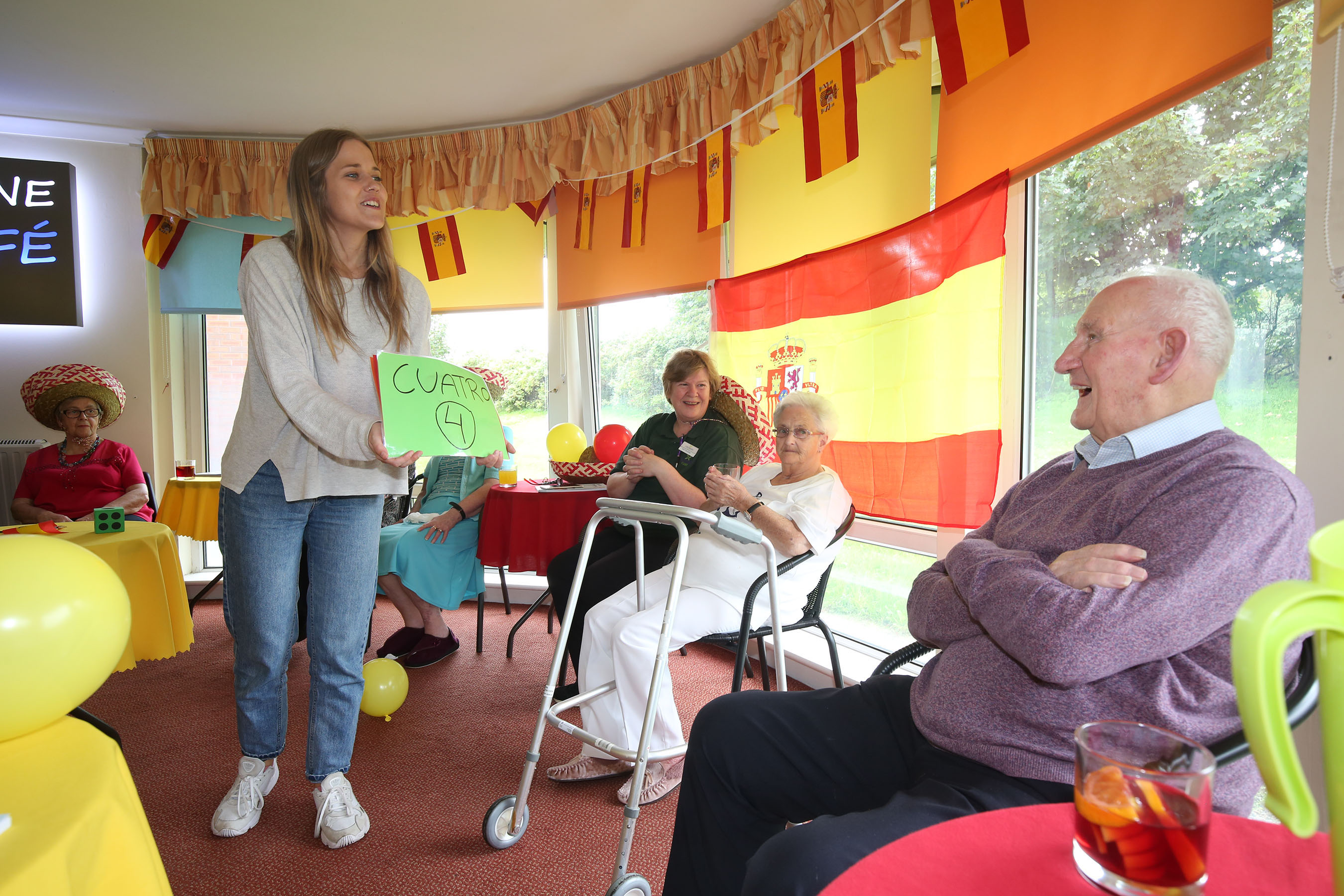 Learning Languages with Senior Learners - 2nd Pilot