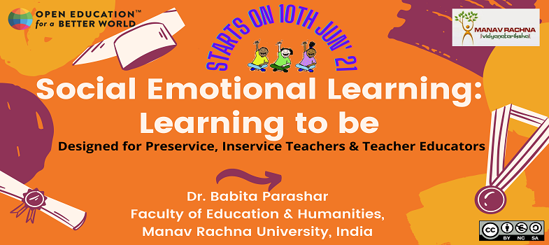 Social Emotional Learning: Learning to be