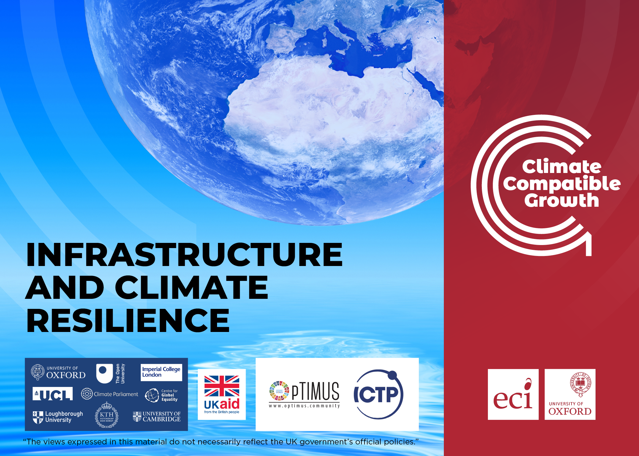 Infrastructure and Climate Resilience