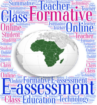 Co-designing Resources Around E-assessments for African HE